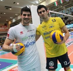Filippo Lanza e Michele Fedrizzi