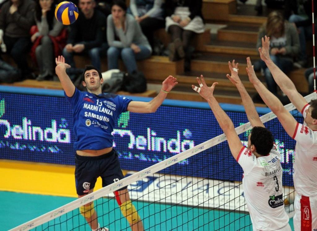 Michele Fedrizzi in attacco contro Trento