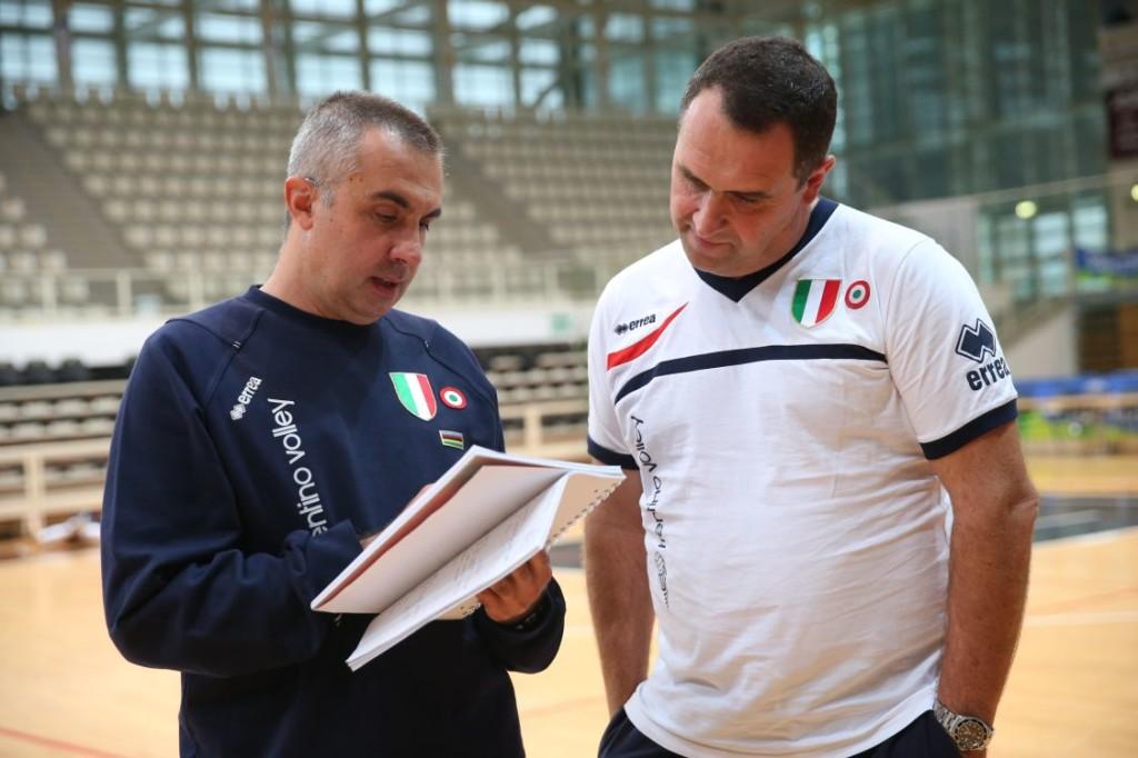 Roberto Serniotti e Simone Roscini
