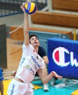 Alexandre Ferreira al servizio