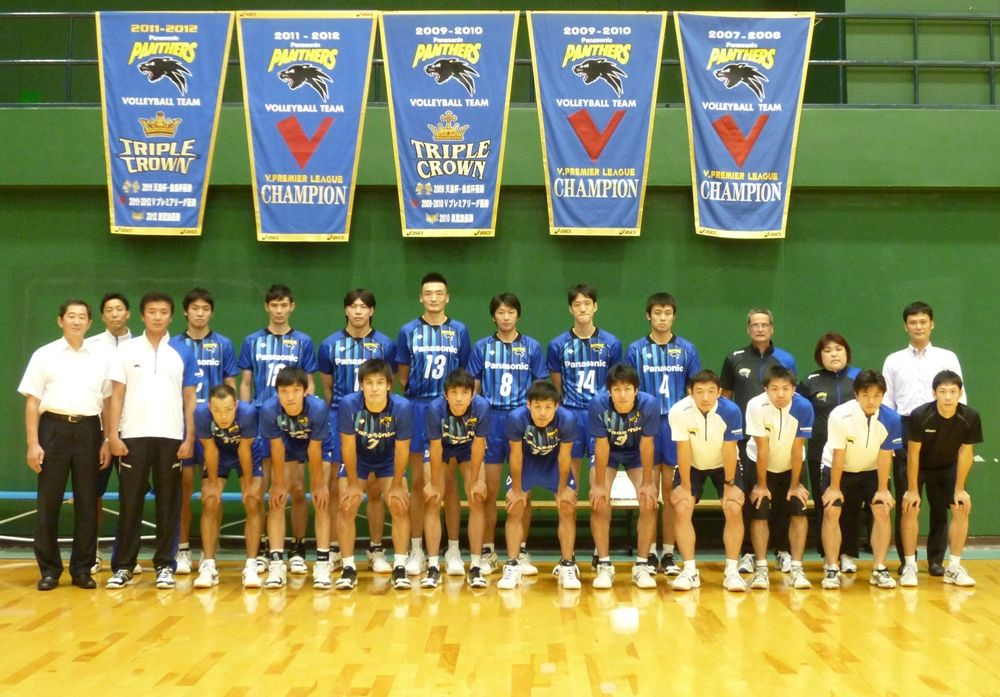 Panasonic Panthers - Giappone (1)