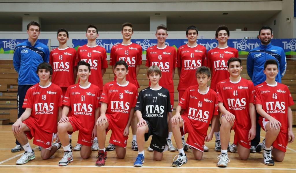 Itas Assicurazioni Trentino Under 15