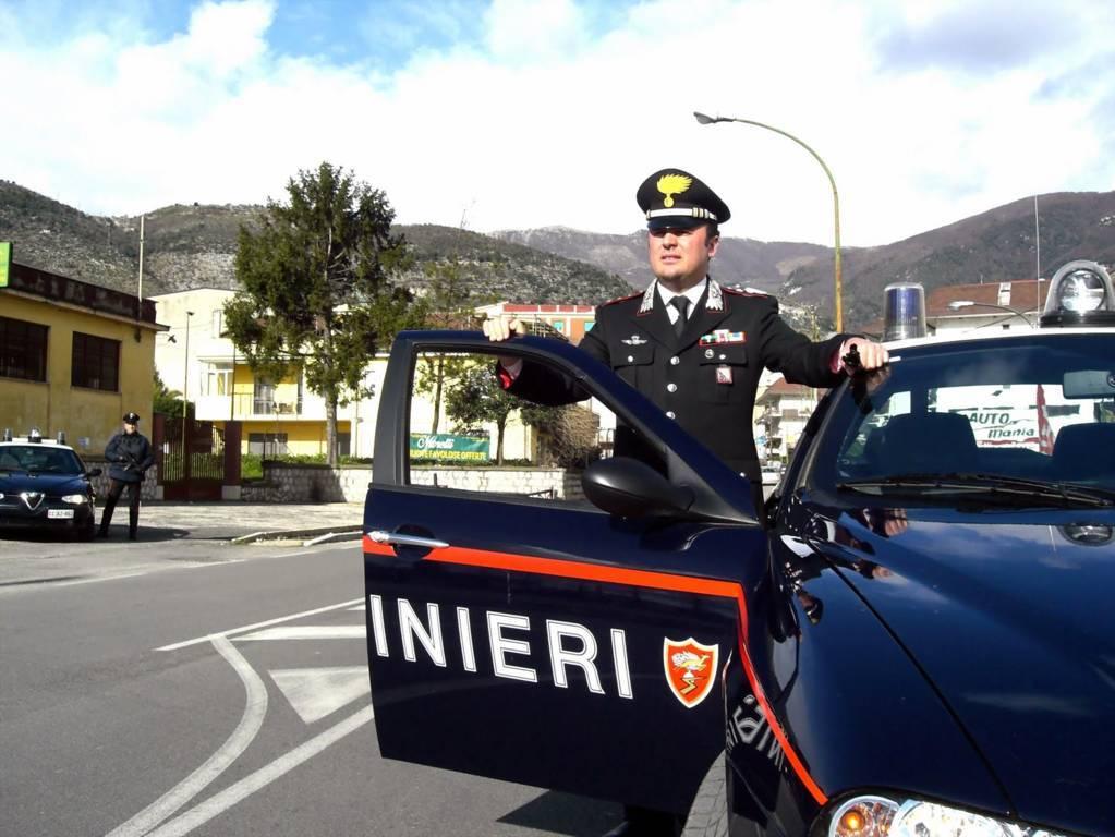 carabinieri posti di blocco 1