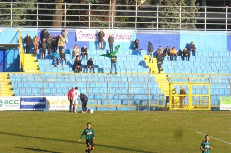 Darfo Boario Calcio tifosi 12