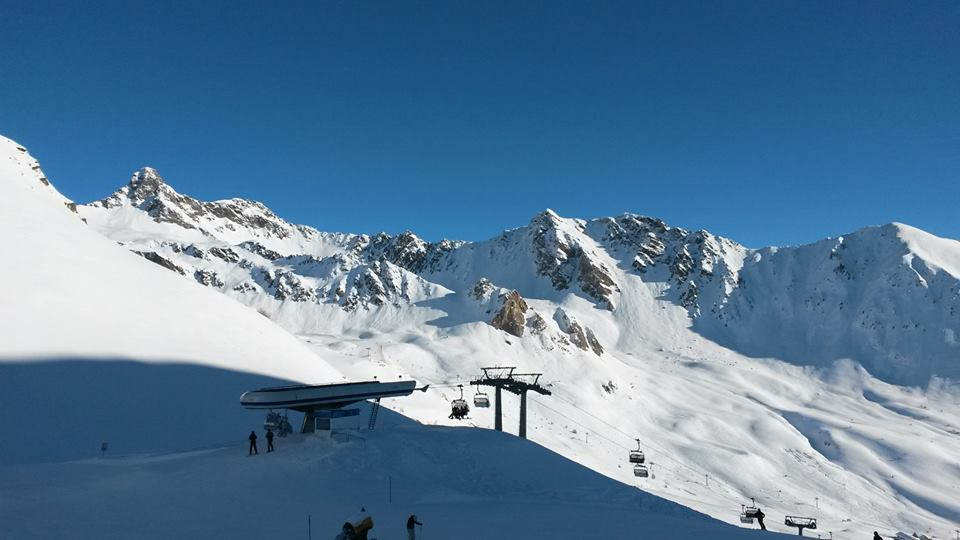 Passo Tonale alpe alta