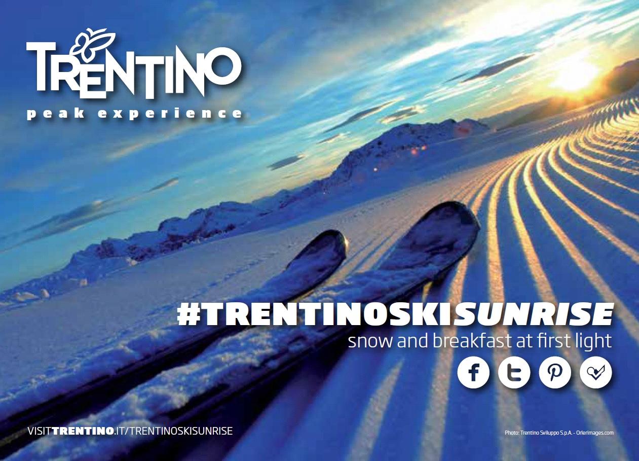 Trentino_ski_Sunrise