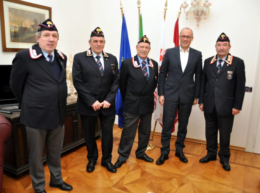Associazione carabinieri trento