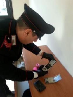 Breno carabinieri spaccio