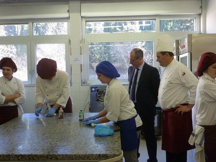 Scuola alberghiera Riva del Garda 1
