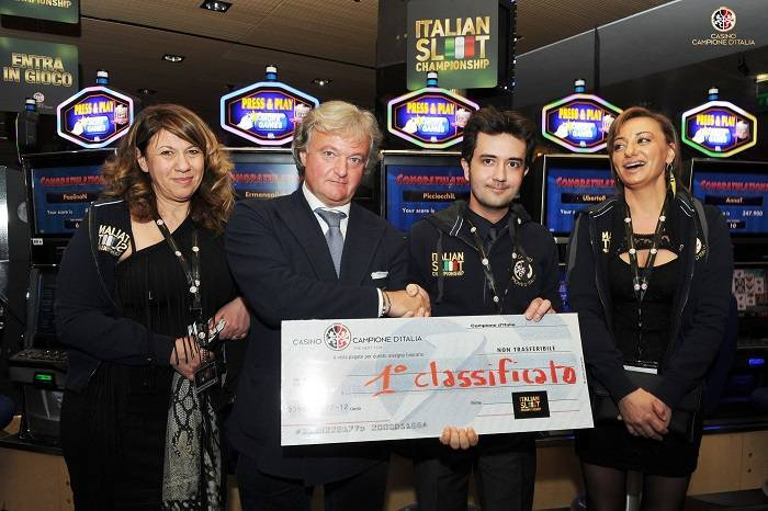 Casinò Slot italian