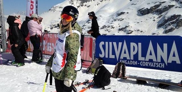 Silvia Bertagna freeride1
