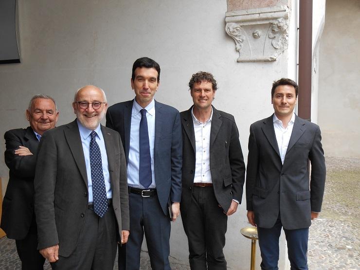 Cia Trentino e ministro
