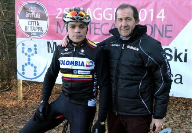 Ciclismo Montecampione 1