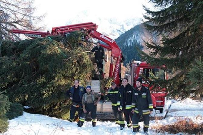 Vigili del fuoco Campiglio