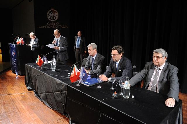 """Casinò di Campione d'Italia """"Business Meeting - l'Arte del mobile Una rinnovata storia tra Arte e società"""" con una delegazione turca"""
