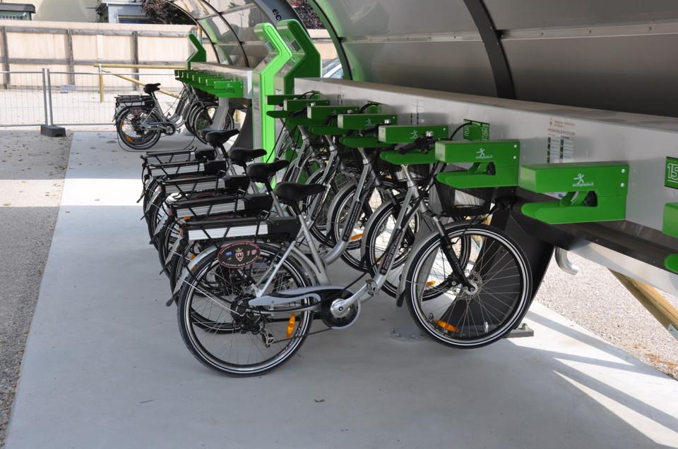 trento bike sharing