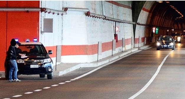 Controlli carabinieri Gardesana 1