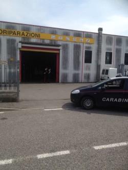 Foto cronaca carabinieri verolanuova