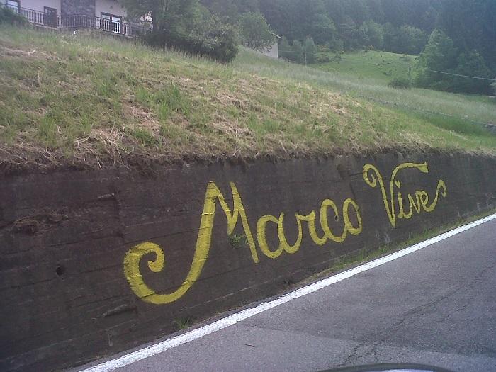Marco Pantani Vive