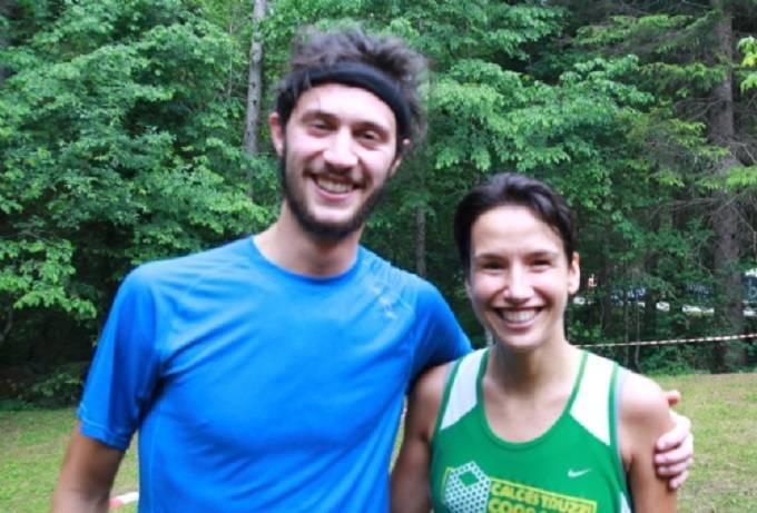Paolo Ruatti e Laura Ricci - Tovel 1