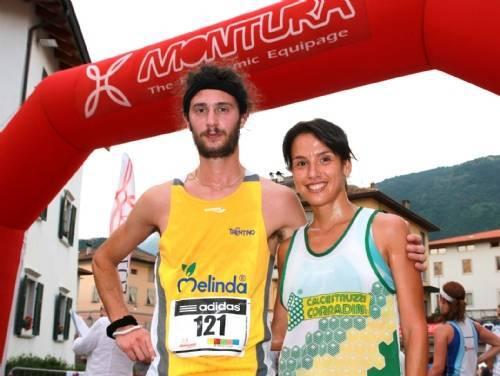 Paolo Ruatti e Laura Ricci