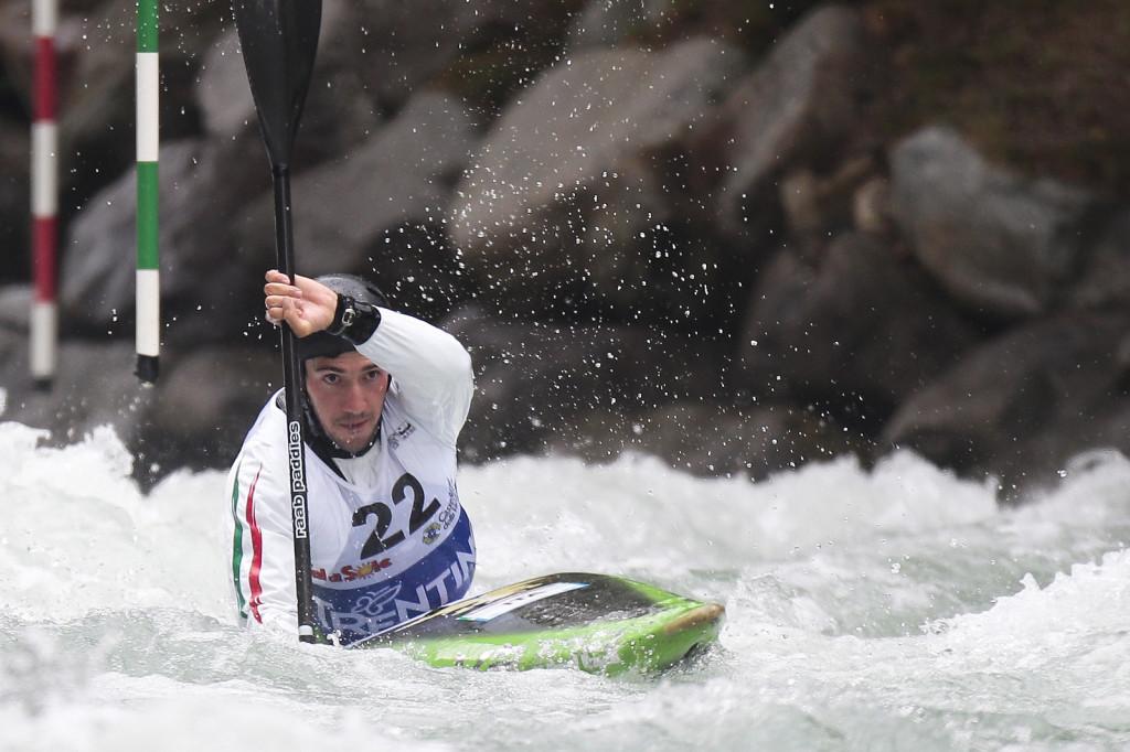de gennaro canoa slalom
