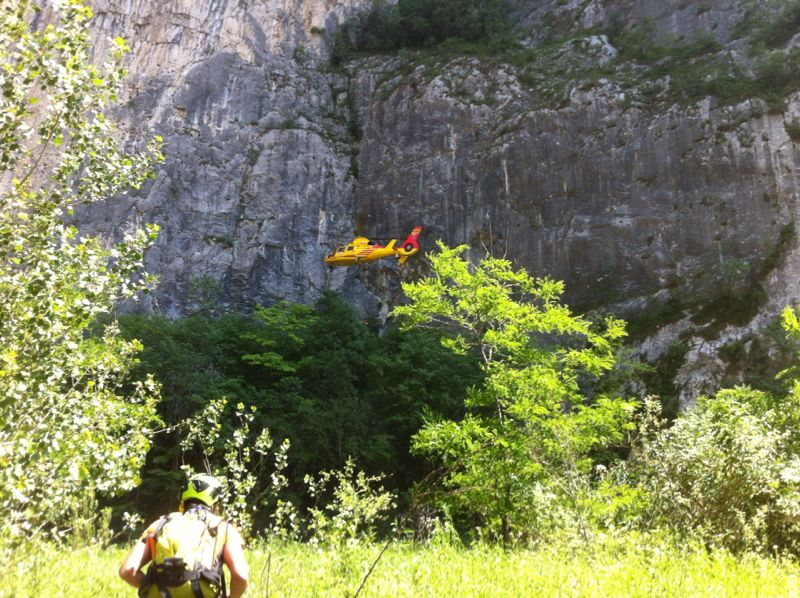 soccorso alpino sarca