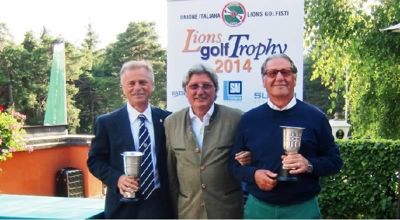 Golfi Lions lordo Trisorio Moreno e  Rizzi Guglielmo 1