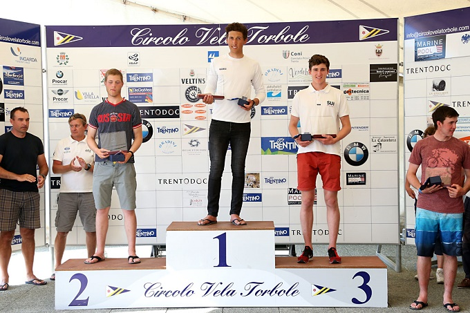 Campionato Europeo Laser Juniores U21 2014