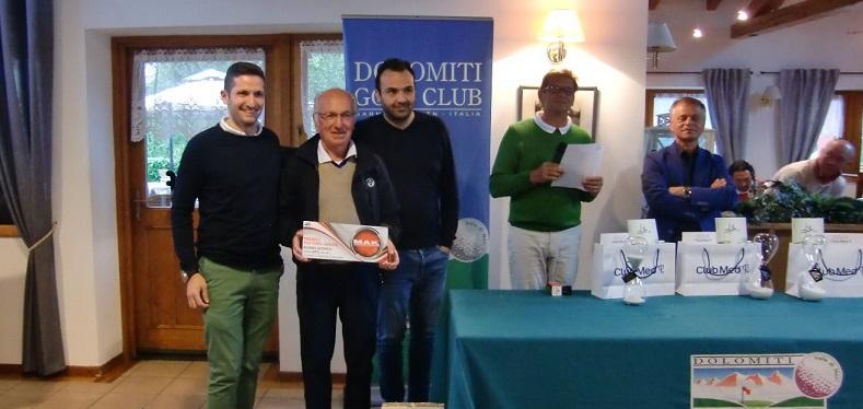 Putting Green Golf Danilo Pranti