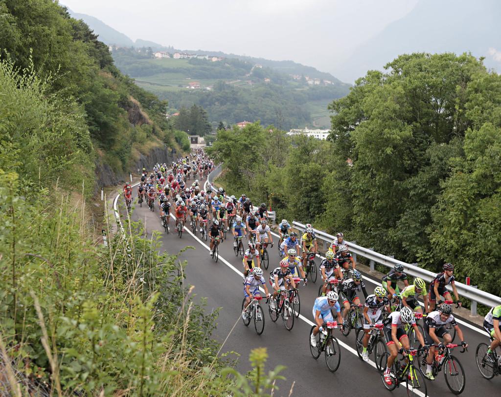 ciclismo amatori charly gaul leggendaria trentino strada