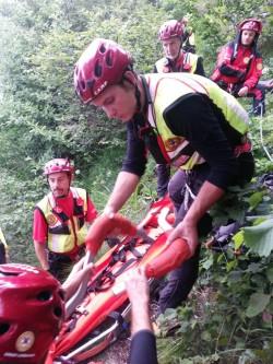 intervento soccorso alpino cnsas