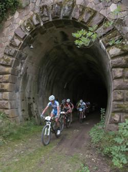 mountain bike vecia ferrovia
