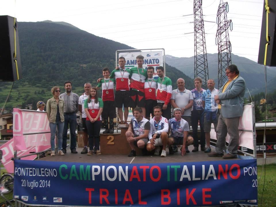 ponte di legno adamello free bike trial