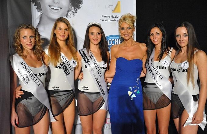Miss Italia a Malé
