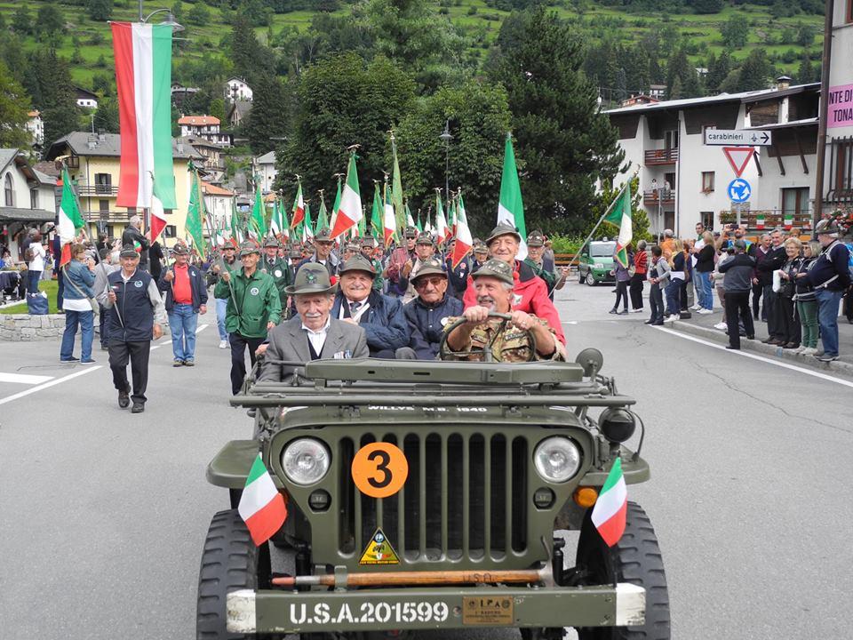 alpini battaglione Tirano