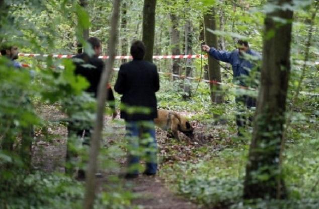 cadavere nei boschi 1