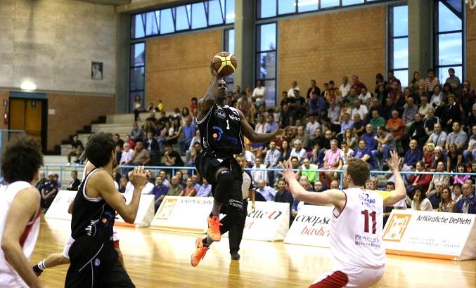 Basket Aquila Dolomiti 1