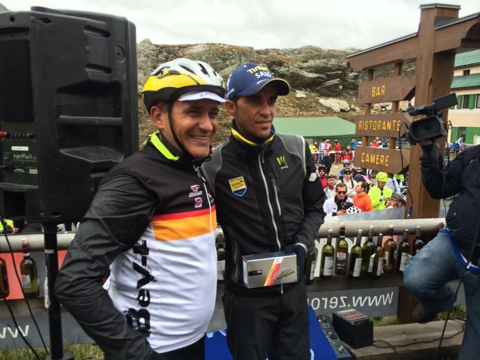 Contador Gavia