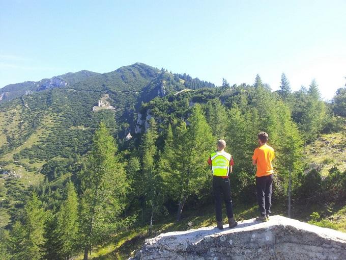Soccorso Alpino Monte Cornetto