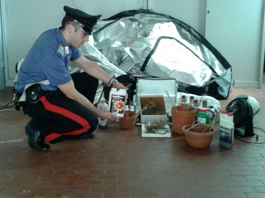 carabinieri droga 11