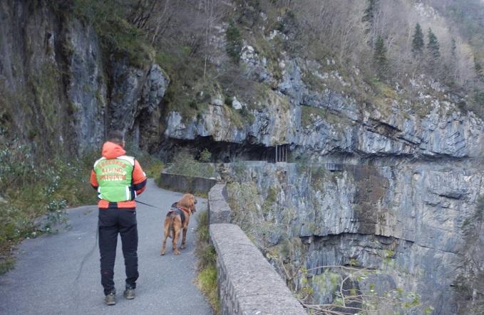 Soccorso Alpino ricerche