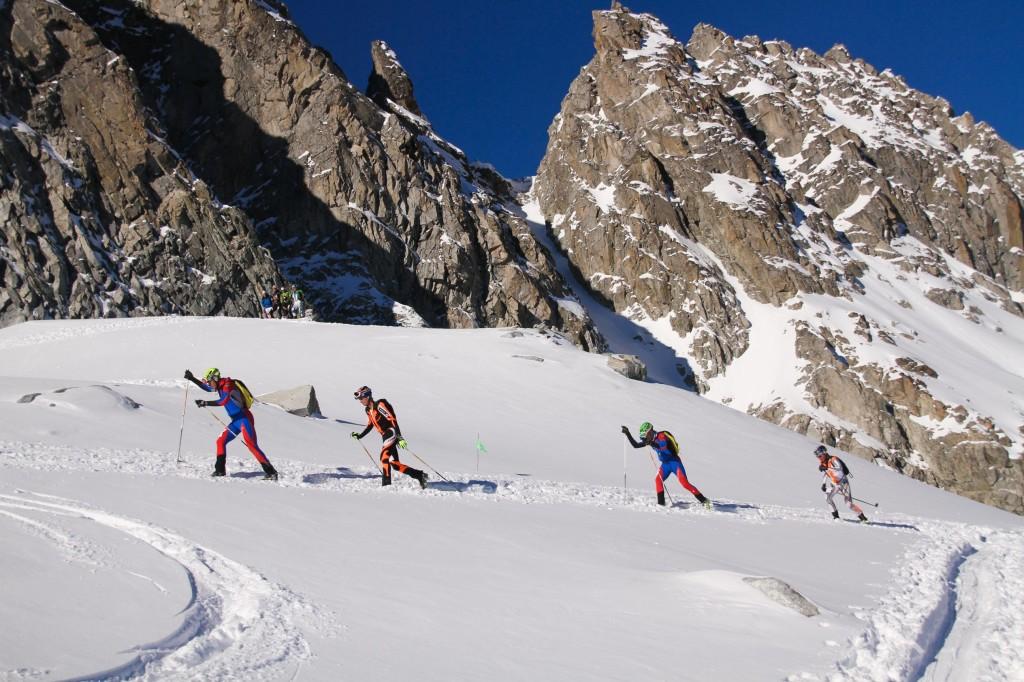 sci alpinismo presena