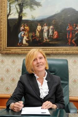 119 - a Marita Piccaluga sindaco di Campione d'Italia