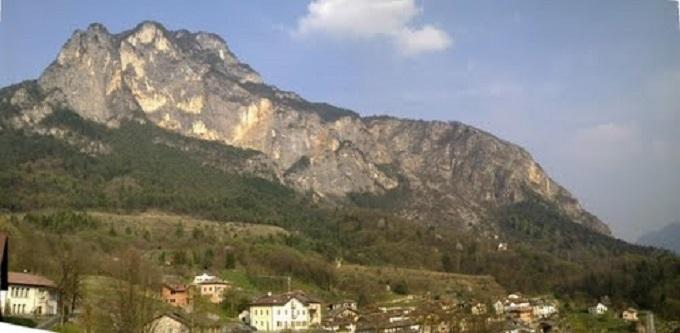 Monte lefre  Trentino