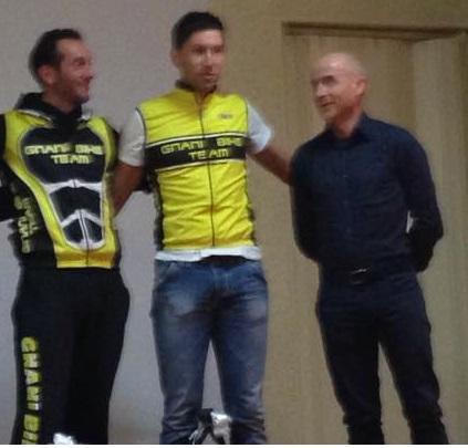 Premiazioni Val Camonica Cup