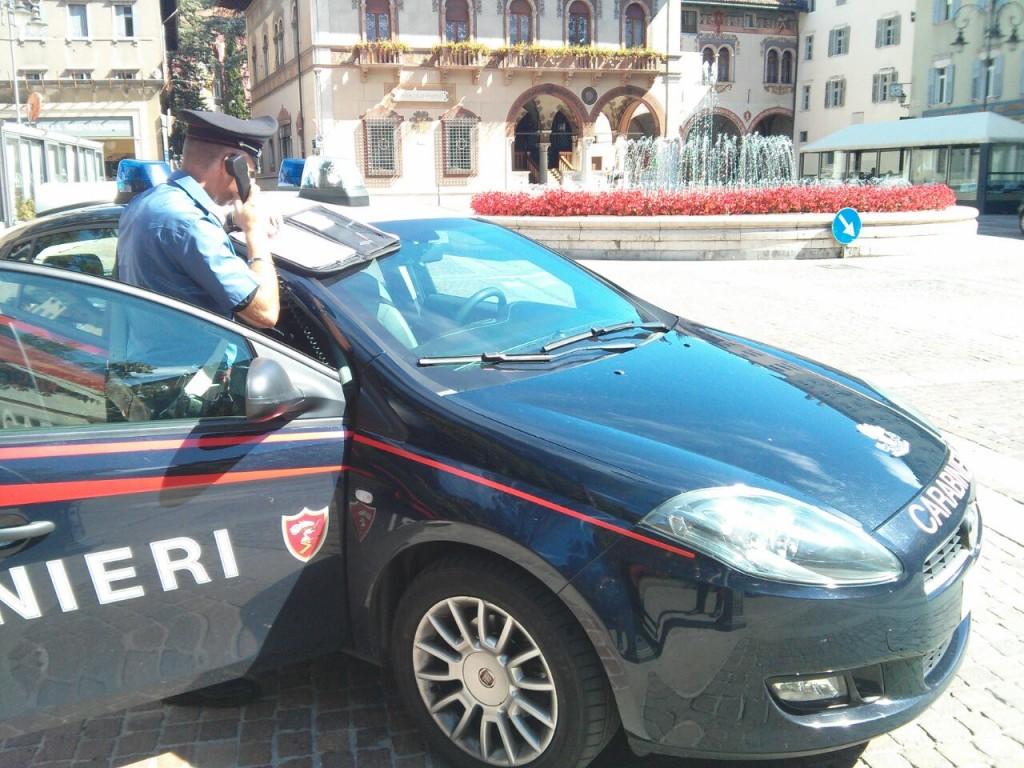 Radiomobile Rovereto piazza rosmini