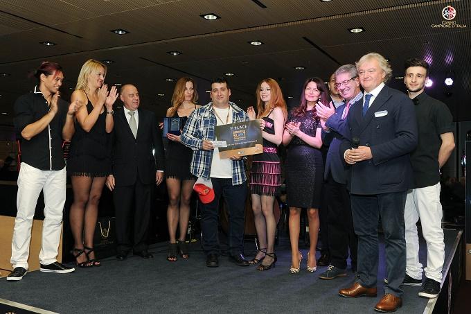 Casinò di Campione d'Italia finale European Slot Championship