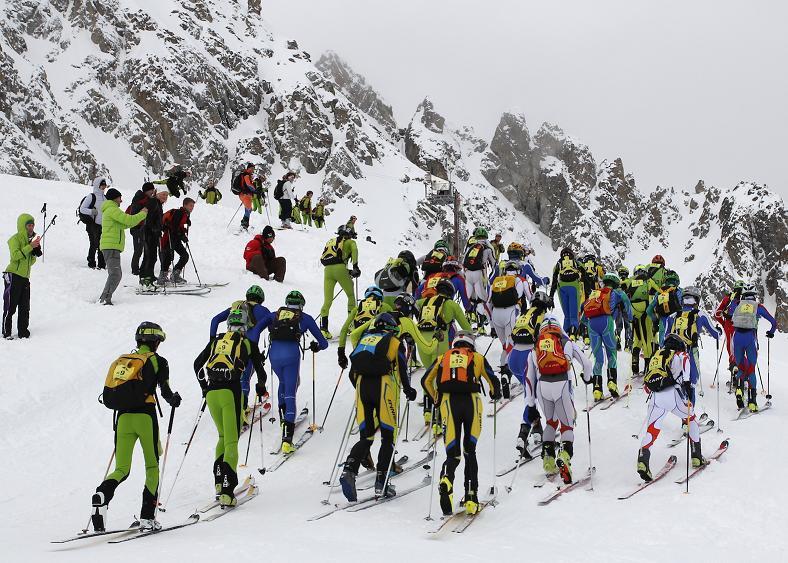 alpinismo sci presena adamello