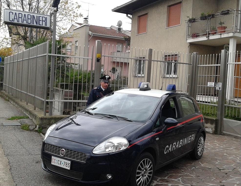 carabinieri CC Villa Lagarina